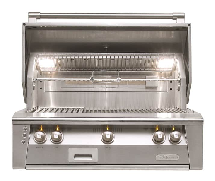 Alfresco Built-in Grill