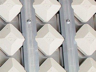 Alfresco Refractive Briquette Trays