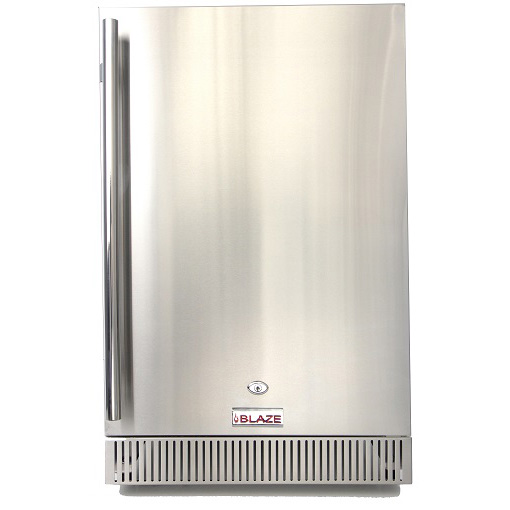Blaze 4.1 CU FT Stainless Refrigerator