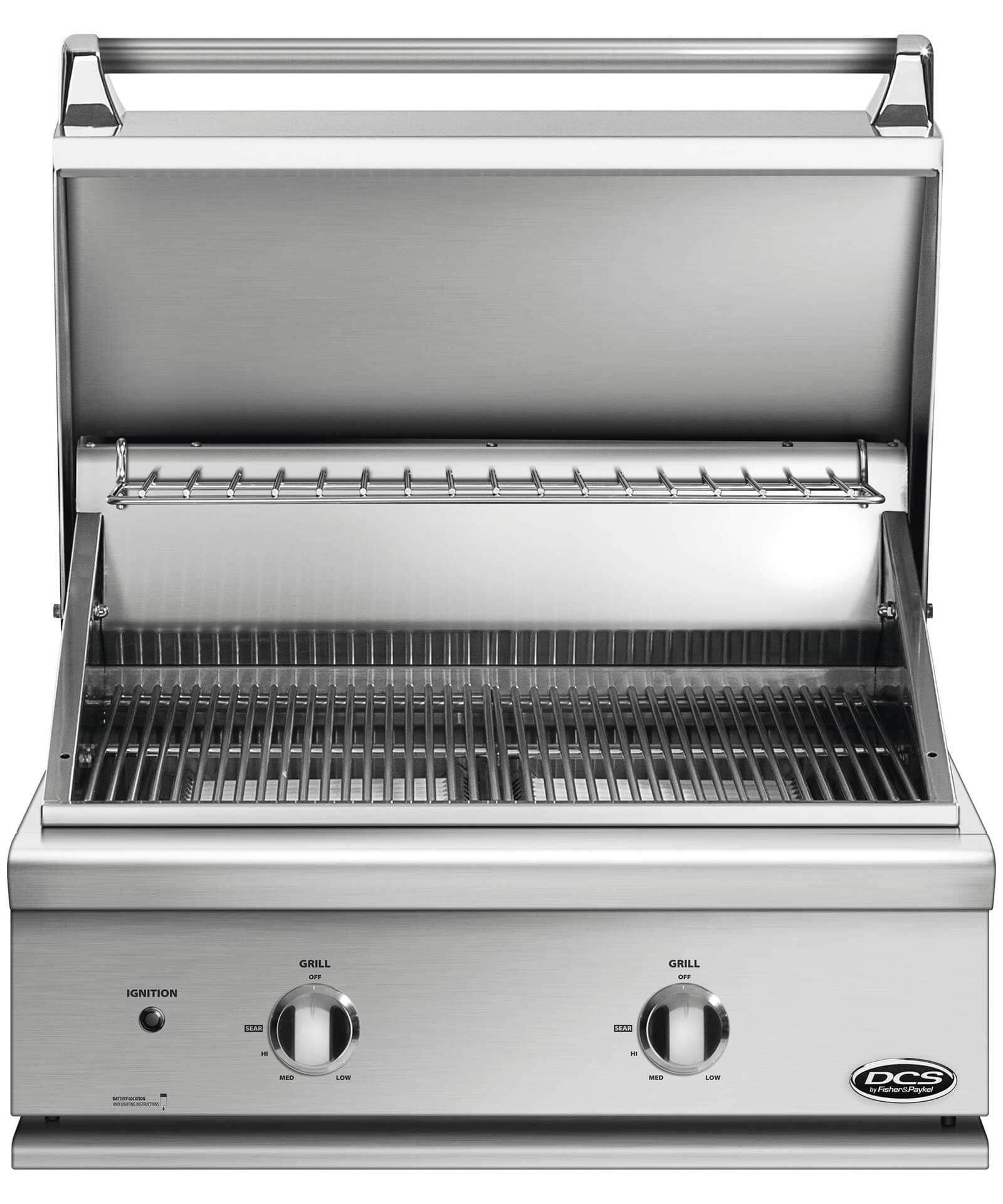 Grill Review Dcs Bgc30 Bq Built In Grill Bbq Depot