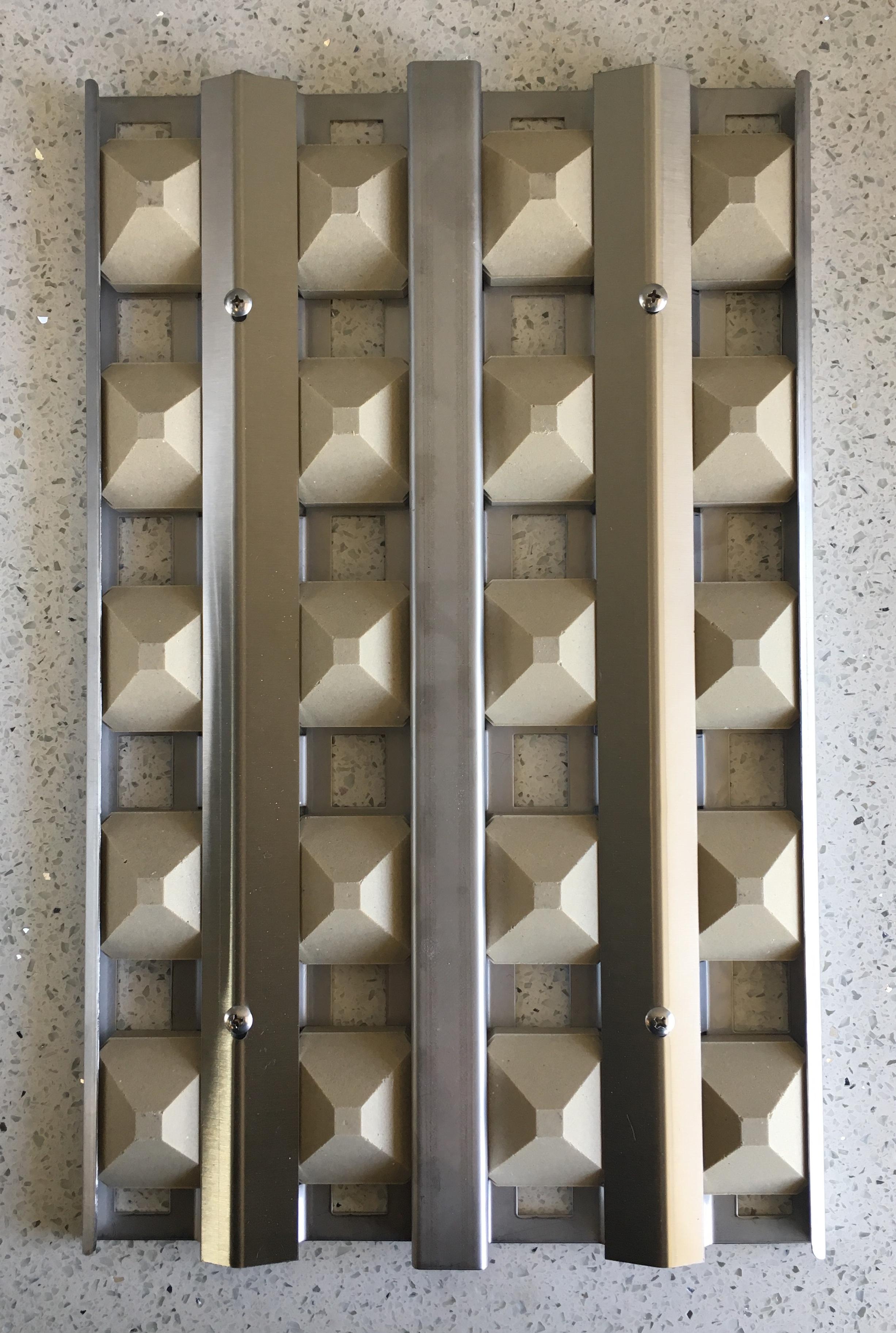 Delta Heat Ceramic Briquette Tray
