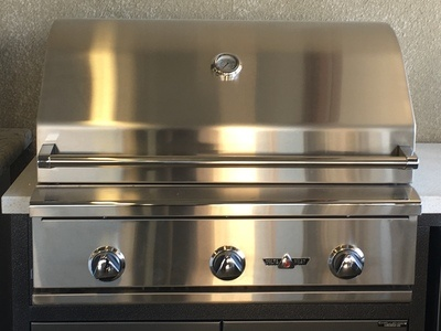 Delta Heat DHBQ32G Built-in Grill