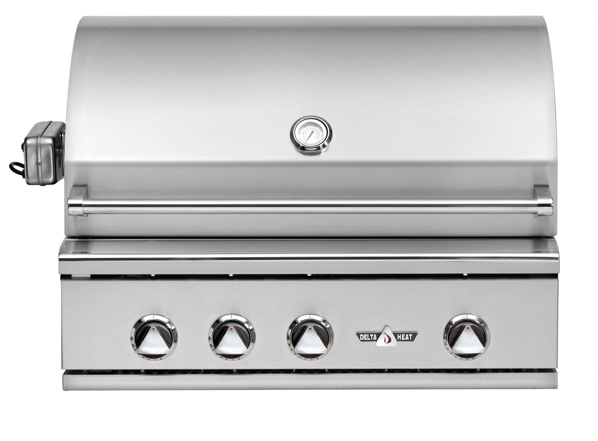 "Delta Heat 32"" Built-in Grill with Rotisserie"