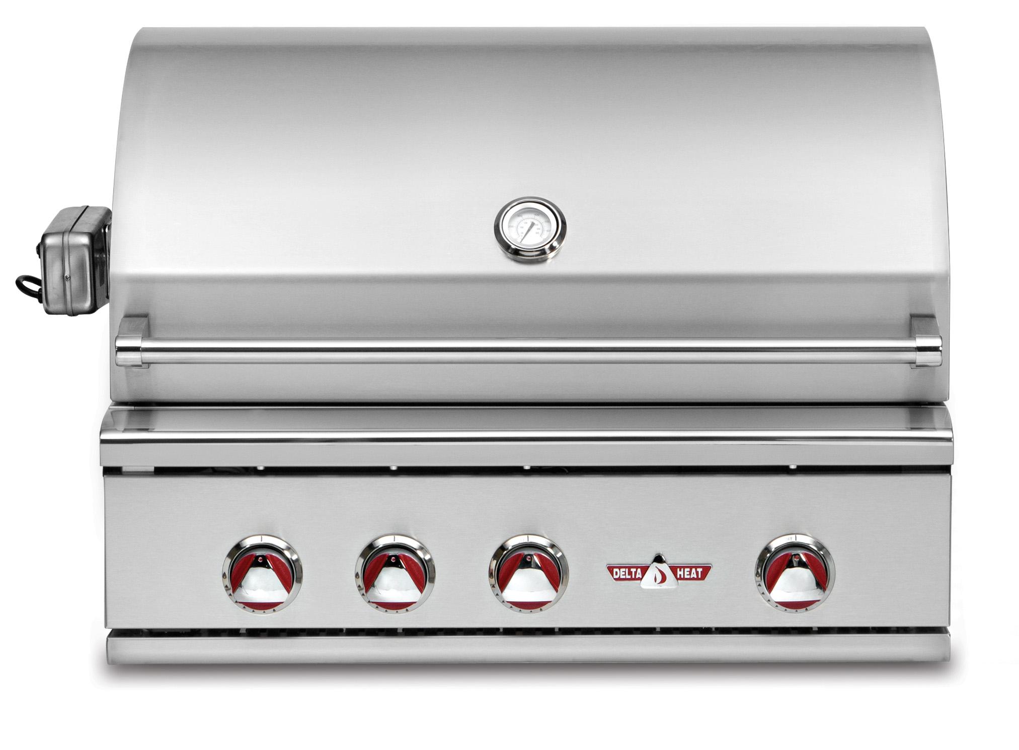 "Delta Heat 32"" Built-in Grill"