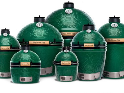 Big Green Egg Family of Grills