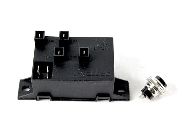 DCS 9v Battery Spark Generator