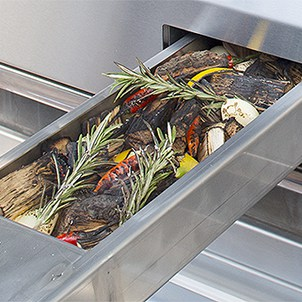 Alfresco Signature Taste Smoking Tray System