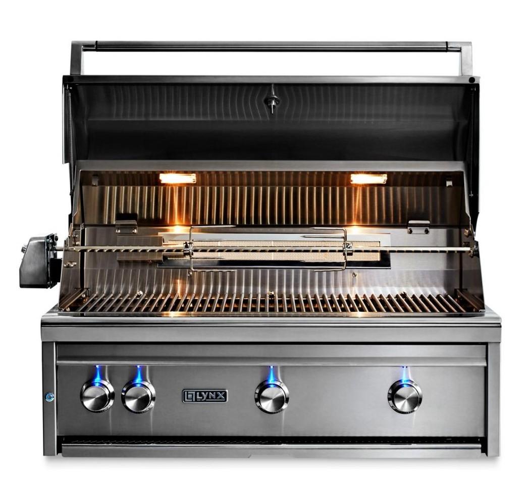 Lynx Professional Grills Brand Review The Bbq Depot