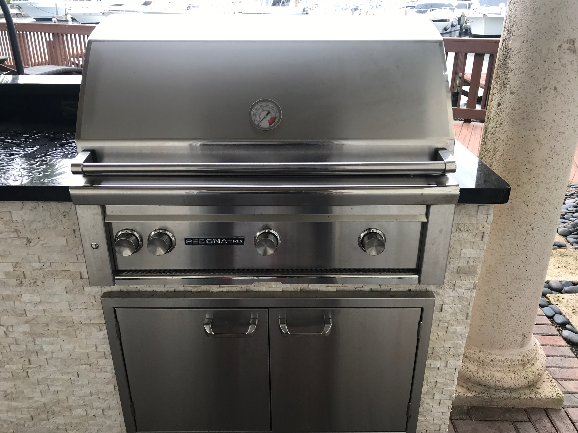 Grill Repair Replace Igniter Module On A Sedona By Lynx