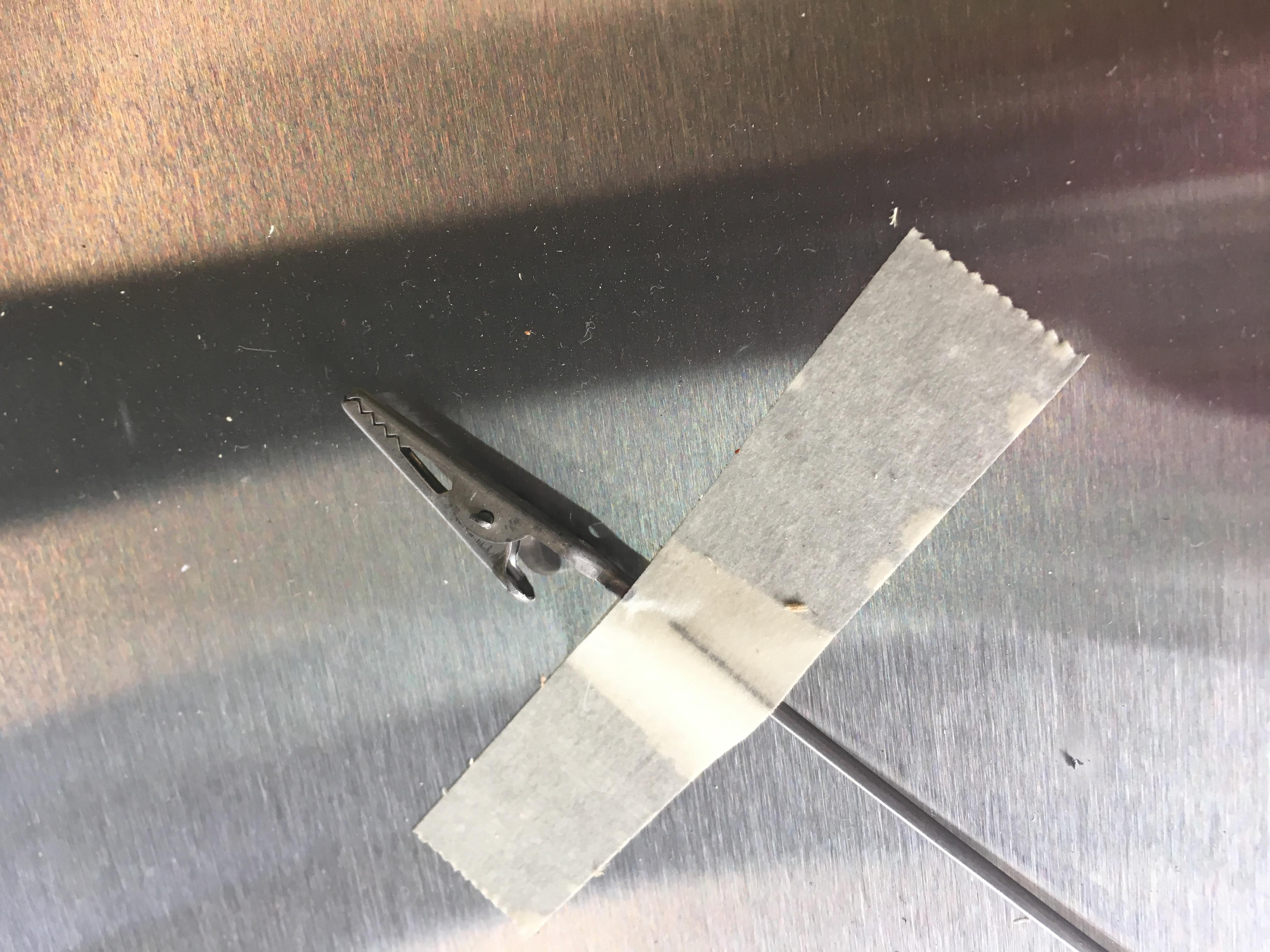 Lynx Manual lighting clip