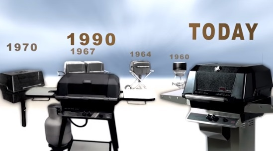 MHP Grills over the Years