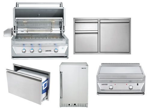 Outdoor Kitchen Appliance Packages Sets Thebbqdepot Com