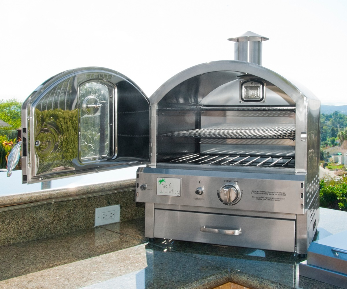 Pacific Living 304SS Outdoor Oven