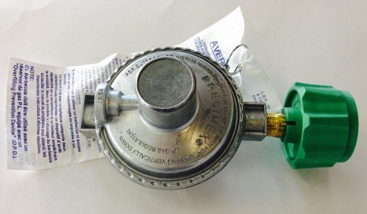 First (Single) Stage Regulator