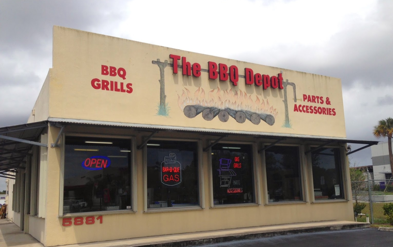 The BBQ Depot Showroom