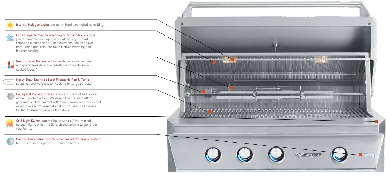 Twin Eagles Tebq30r C Grill Review Bbq Depot