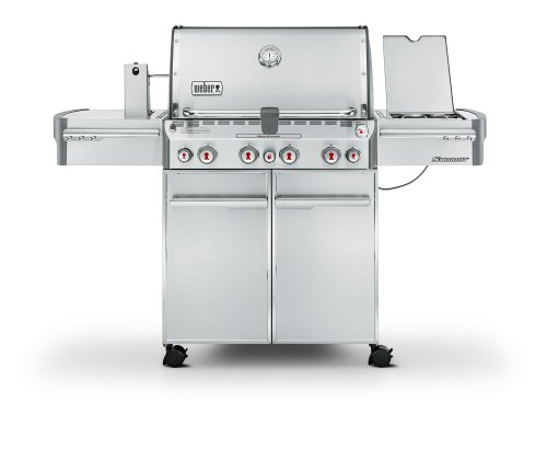 Weber Summit S 470 Vs Napoleon Prestige Pro 500rsib The