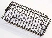 Deluxe Non Stick Chicken And Rib Rotisserie Tumble Basket