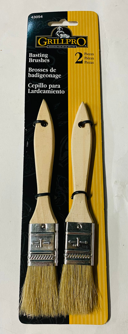 2 Basting Brushes  - 43054