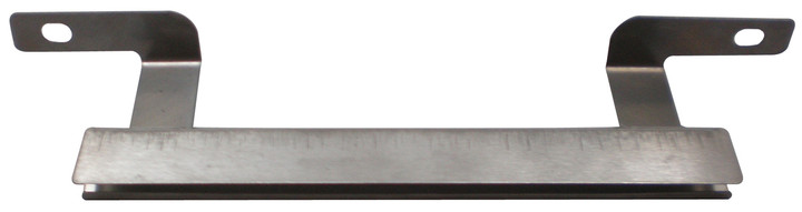 Stainless cross over burner