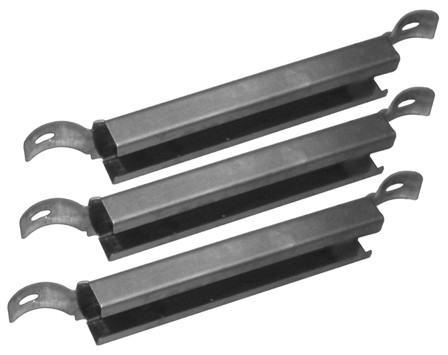 Set of 3 cross over tubes