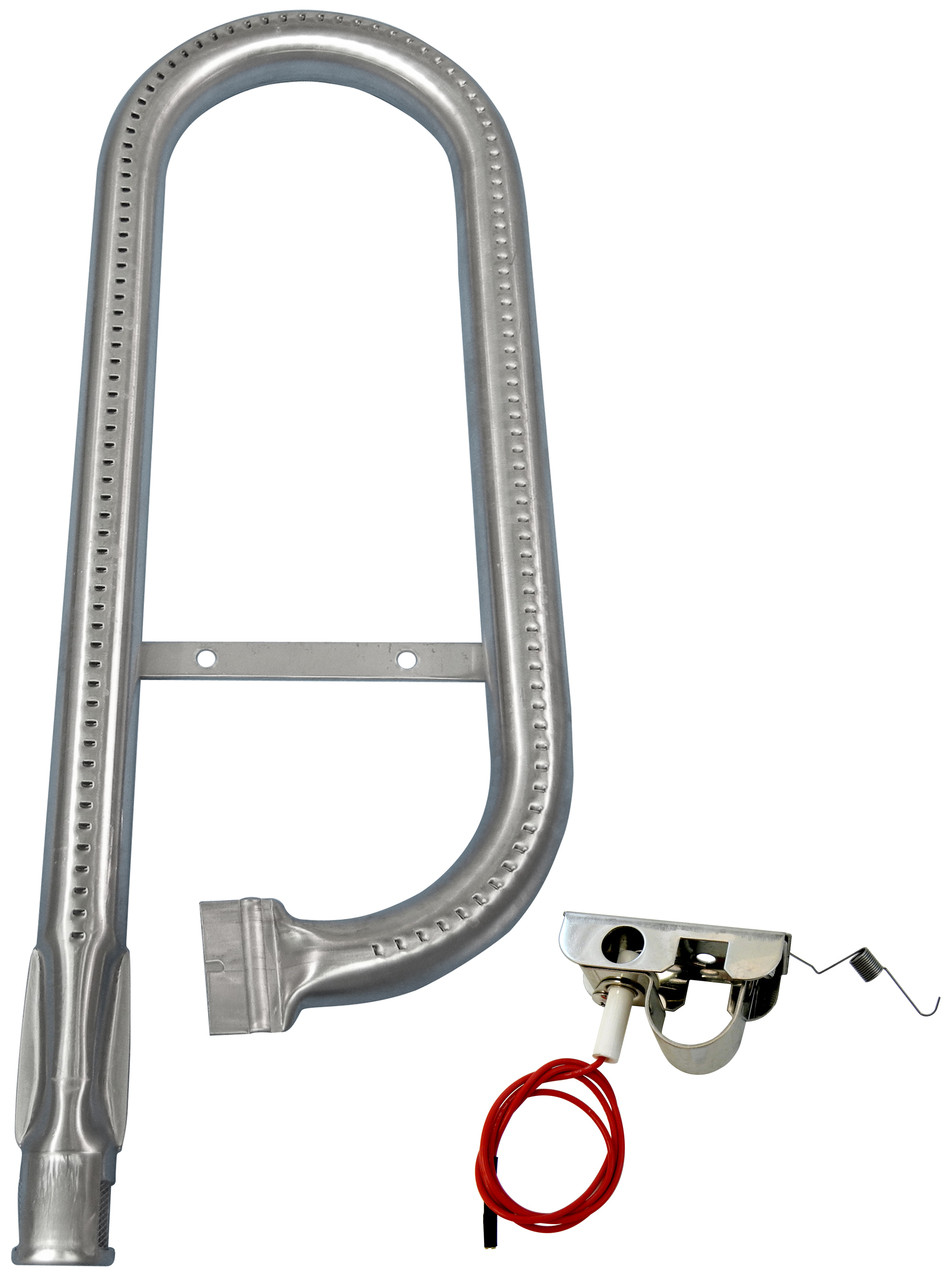Ducane Stainless Steel Pipe Burner (Right) w Electrode - 13521