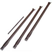 Stainless Weber burner set