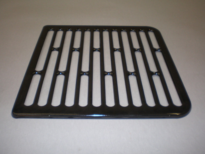 Stamped porcelain cooking grid set of 2