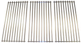 Stainless cooking grates