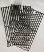 Nexgrill stainless cooking grid set
