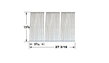 Sonoma Stainless Cooking Grids