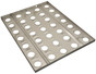 Stainless tray