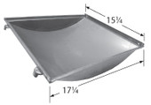 Charbroil Stainless Steel Trough