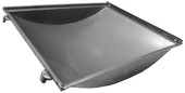 Charbroil Stainless trough
