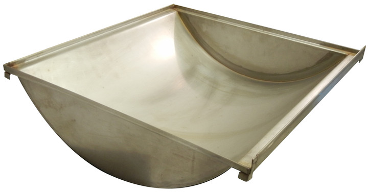 Bottom trough for Charbroil