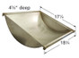 Stainess Steel Trough