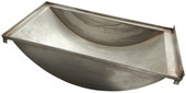 Stainless Trough