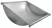 Stainless heat plate