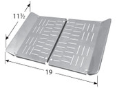 Stainless heat tents