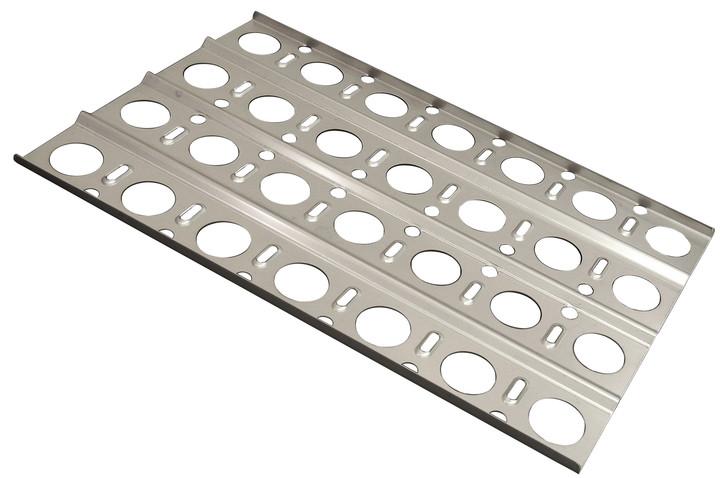 Briquette rack