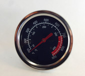 Front of temp gauge
