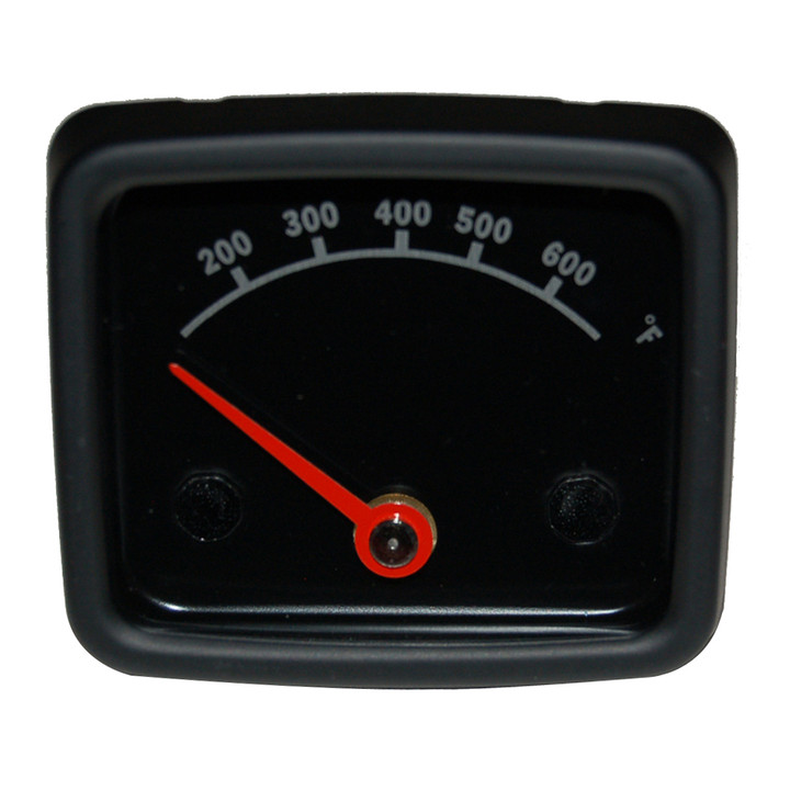 Black Lid Heat Indicator