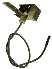 Tongue style, burner electrode