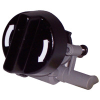 Two outlet rotary ignitor