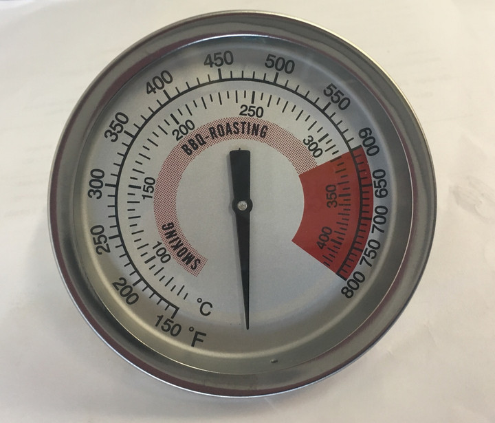 KitchenAid Heat Indicator