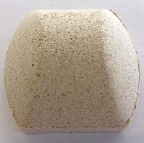 Ceramic Briquette Rocks, Turbo