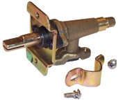 Brinkmann and Charmglow brass valve