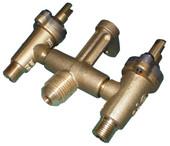 Kalamazoo and Broilmaster valve assembly
