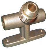 Brass T-manifold Valve