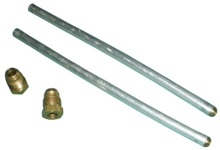 Aluminum Tube Valve, Charmglow